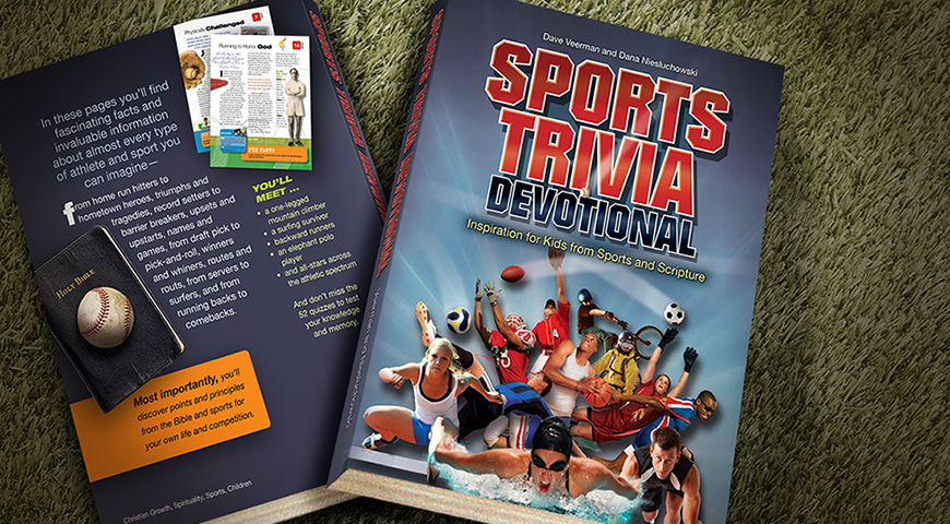 Sports Trivia Devotional for Zondervan