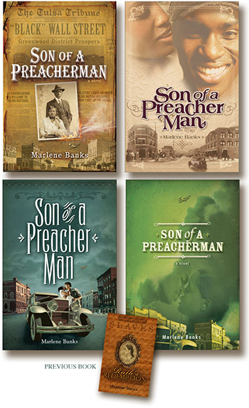 cover concepts for Son of a Preacherman