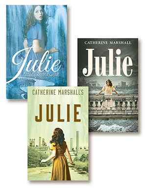 cover concepts for Julie