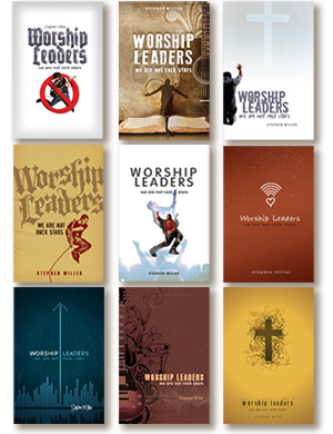 cover concepts for Worship Leaders