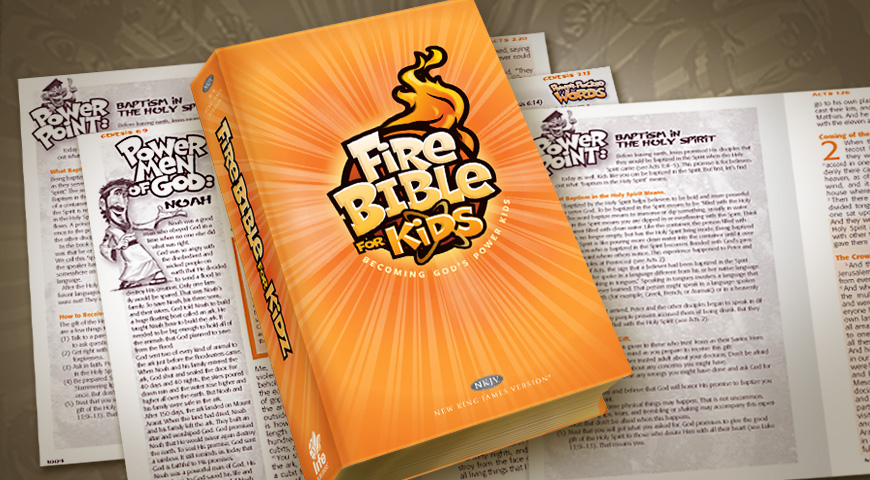 The Fire Bible for Kids