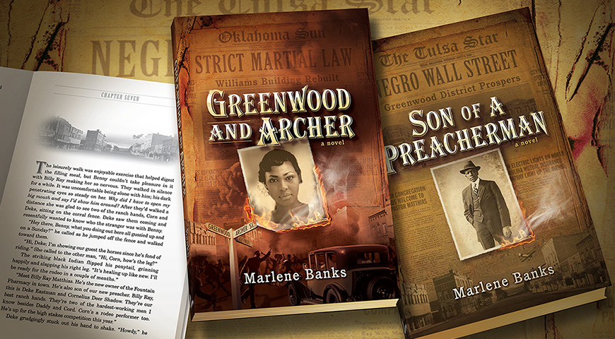 Son of a Preacherman series from Moody Publishers