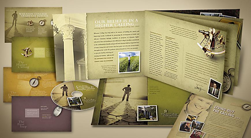 Wheaton College Graduate School materials