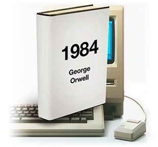 image of 1984 without design