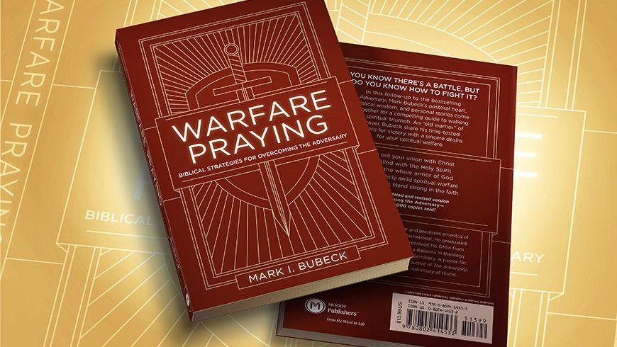 Warfare Praying cover design